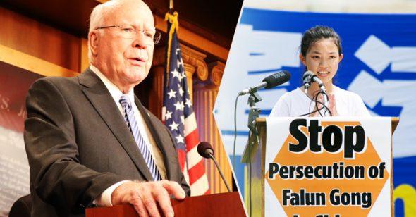 Thượng nghị sĩ Mỹ yêu cầu ĐCSTQ chấm dứt bức hại Pháp Luân Công
