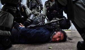 """Tổ chức Ân xá Quốc tế cáo buộc cảnh sát Hong Kong """"hành hung"""" và tra tấn người biểu tình"""