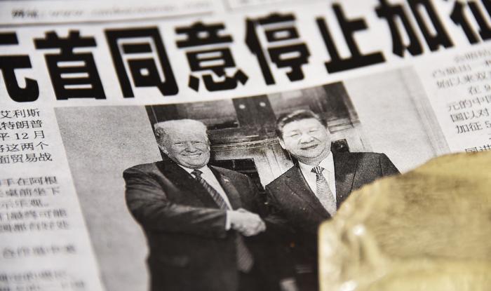 Hiện tại, những tác động bất lợi của cuộc chiến thương mại Mỹ - Trung đối với Trung Quốc ngày càng trở nên rõ ràng hơn
