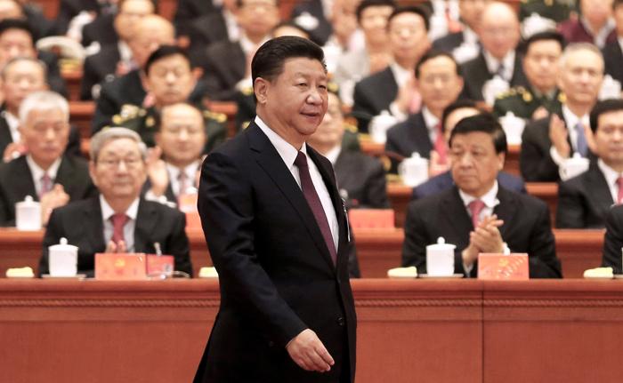 Hiện nay, vẫn có tồn tại sự chia rẽ trong nội bộ ĐCSTQ, giữa các lãnh đạo của ĐCSTQ và Chủ tịch Trung Quốc Tập Cận Bình.