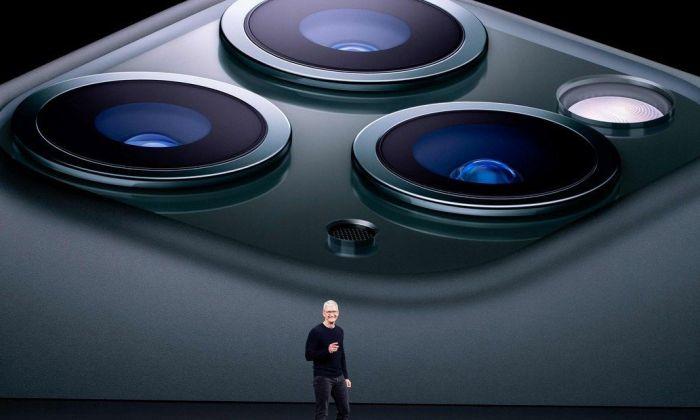 Apple đang tập trung phát triển camera