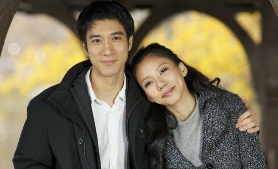 Vương Lực Hoành đã có 12 năm yêu nhau với người vợ hiện tại trước khi tổ chức đám cưới.