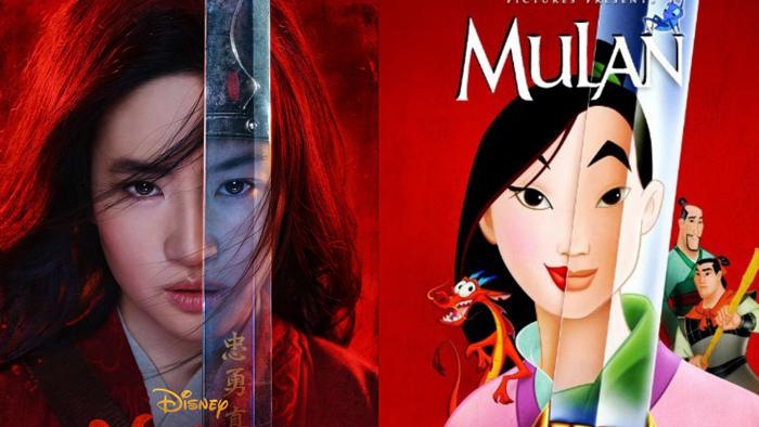"""Nữ diễn viên chính trong """"Hoa Mộc Lan"""" do nữ minh tinh Lưu Diệc Phi thủ vai."""