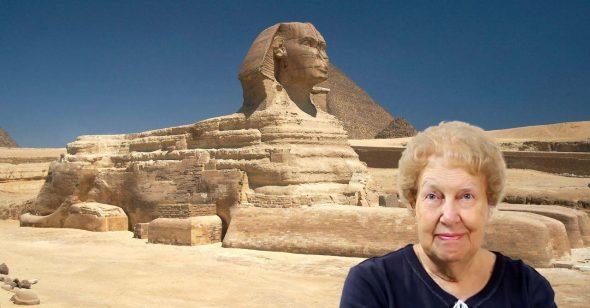 Sinh vật bí ẩn thời cổ đại (P3): Lai lịch chấn động về tượng nhân sư ở Ai Cập