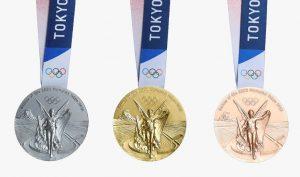 Nhật Bản tái chế gần 80.000 tấn rác điện tử làm huy chương cho thế vận hội Olympic