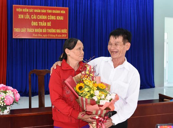 VKSND tỉnh Khánh Hòa xin lỗi ông Trần Bê