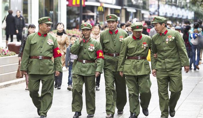 Hiện trạng biểu tình của các cựu binh Trung Quốc kéo dài hàng thập kỷ qua.