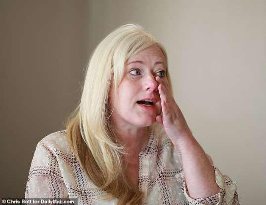 Kristine cho biết, cô và gia đình mới thực sự là nạn nhân của Natalia