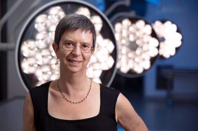 Giáo sư Wendy Rogers thuộc đại học Macquarie, Sydney, Úc – Một trong những người khởi xướng việc tẩy chay nghiên cứu ghép tạng tại Trung Quốc. (Ảnh qua Twitter)