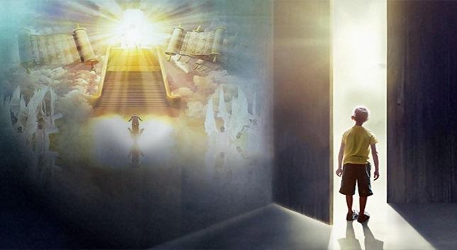 """Bình phim """"Thiên đường là có thật"""": Nơi đó có thật sự tồn tại?"""