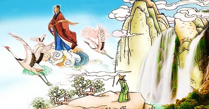 Người tu đạo thời xưa có nhiều vô số kể, bọn họ có thể bay ở trên trời, hay đi xuống lòng đất, thậm chí có thể biến hóa tùy ý
