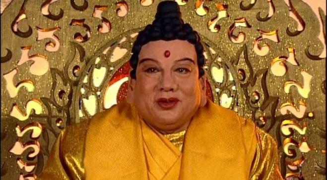 Những câu chuyện 'cười ra nước mắt' của diễn viên đóng vai Phật tổ trong phim Tây Du Ký