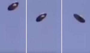 Phát hiện UFO chao đảo như say rượu trên bầu trời Mexico