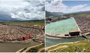 Trung Quốc phá hủy tu viện Phật giáo Tây Tạng, san phẳng nơi ở của 3.000 nữ tu