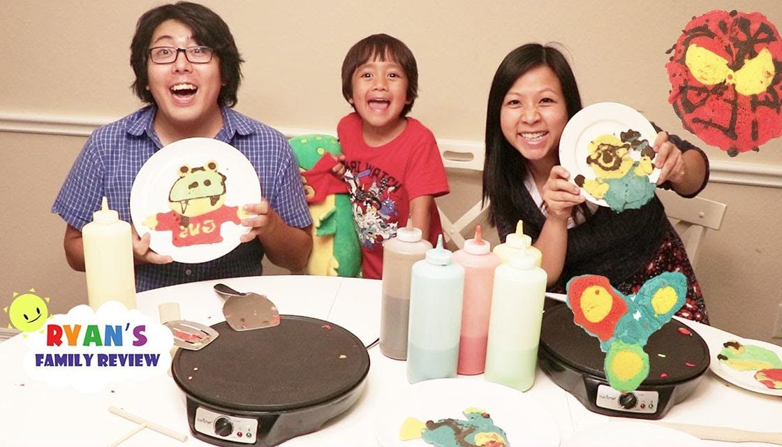 kênh Ryan ToysReview là một kênh YouTube do gia đình điều hành.