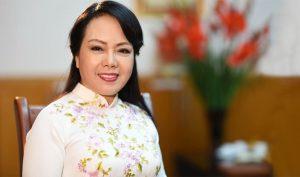 Bà Kim Tiến thôi giữ chức vụ Bí thư Ban cán sự Đảng ở Bộ Y tế