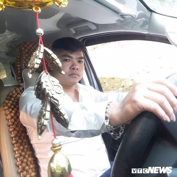 Tài xế Trần Quang Khải.