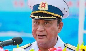 Nguyễn Văn Hiến, nguyên Thứ trưởng Bộ Quốc phòng bị khởi tố