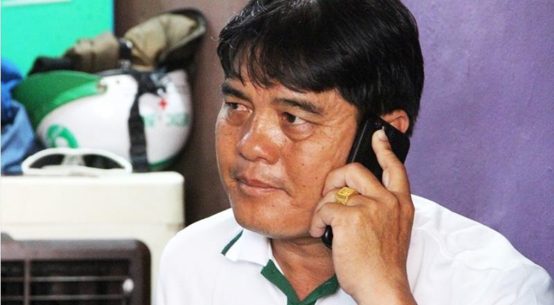 'Hiệp sĩ' Nguyễn Thanh Hải. (Ảnh qua laodong)