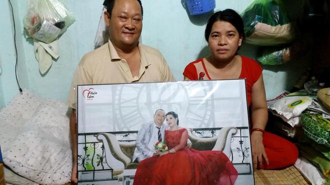 Ảnh cưới là điều cả đời họ không bao giờ dám ao ước tới.