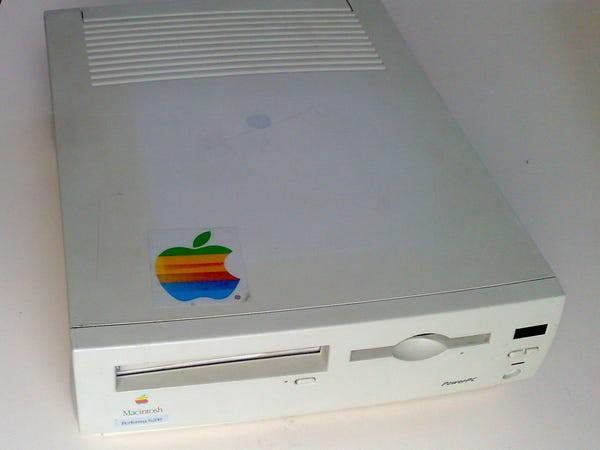 """12 quả """"bom xịt"""" để đời của Apple - performa"""