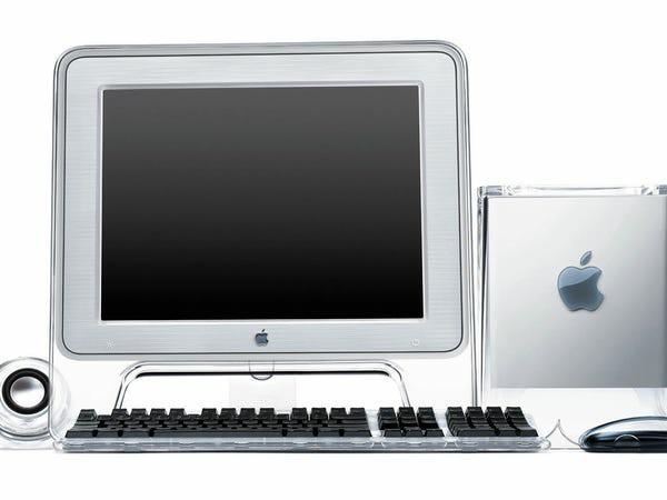 """12 quả """"bom xịt"""" để đời của Apple - power mac g4 cube"""