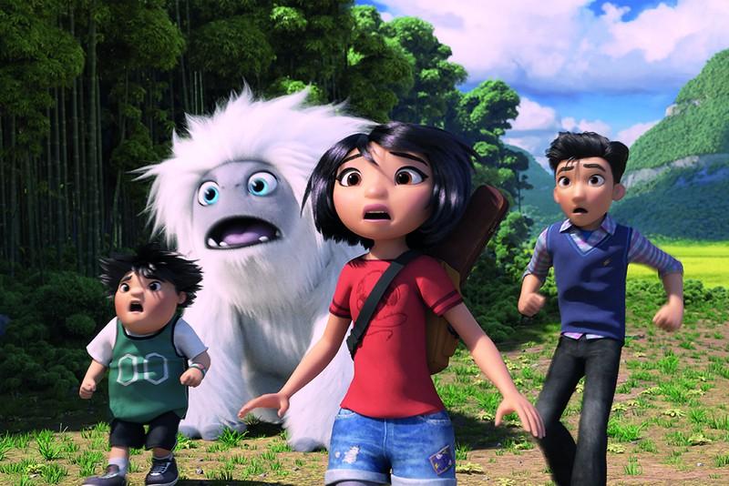Bộ phim Everest: Người tuyết bé nhỏ được công chiếu từ ngày 4/10. (Ảnh qua VOV)