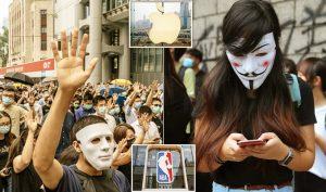 Apple gỡ bỏ ứng dụng hỗ trợ người biểu tình Hồng Kông: Áp lực quá lớn từ Trung Quốc?