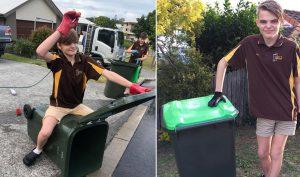 Chàng trai tự kỷ thành công nhờ kinh doanh dịch vụ vệ sinh