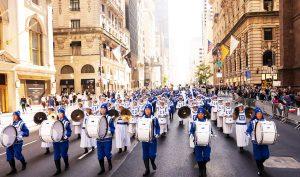 Âm nhạc Thiên Quốc vang vọng lễ hội văn hóa Mỹ – Ý: Triệu người chào đón