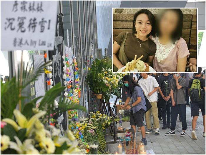 """Cái chết của Trần Ngạn Lâm đã gây chấn động toàn xã hội Hồng Kông, và cảnh sát đã nhanh chóng gác việc điều tra án mạng bằng tuyên bố """"tự sát""""."""