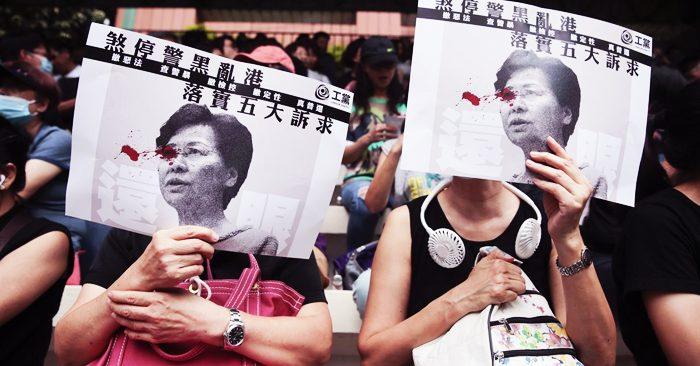 Dự luật Nhân quyền và Dân chủ Hồng Kông có thể là ác mộng của quan chức thân Bắc Kinh