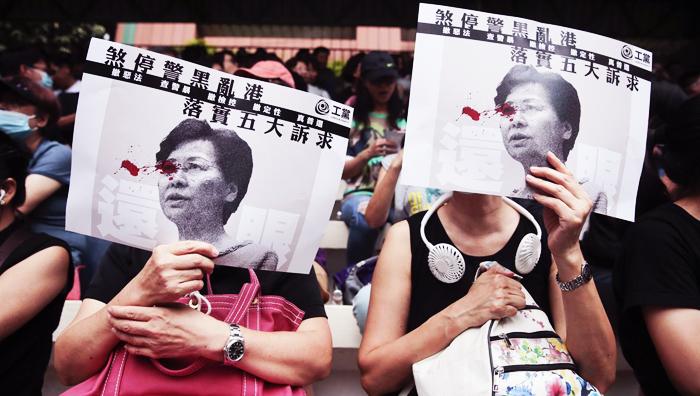 Dự luật Nhân quyền và Dân chủ Hồng Kông là bảo kiếm hộ thân mà người Hồng Kông rất mong mỏi, nhưng đồng thời nó cũng là cơn ác mộng đối với những quan chức hành ác tại Trung Quốc và Hồng Kông.