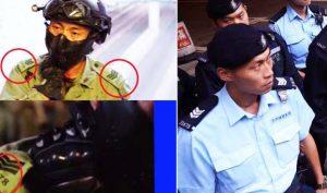 """Nghi ngờ """"cảnh sát Hồng Kông"""" bị cắt cổ không phải là người Hồng Kông?"""