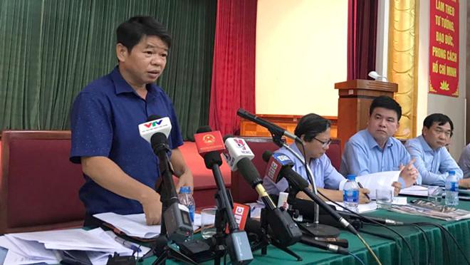 Ông Nguyễn Văn Tốn bày tỏ bản thân chỉ là Tổng giám đốc làm thuê. (Ảnh qua thanhnien)