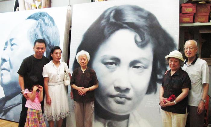 Trương Chí Tân vào thời Cách mạng Văn hóa, đã bị giam vào ngục, tra tấn bằng cực hình và sau đó bị cắt yết hầu trước khi xử bắn.