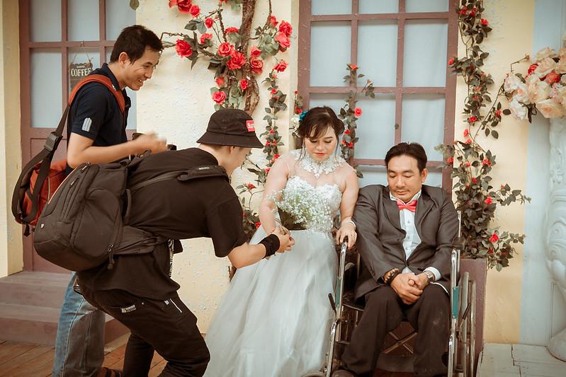 Anh Nguyễn Kiên (Đồng Nai) và chị Phạm Thị Thủy (TP. HCM)