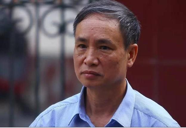 Ông Phạm Văn Khuông - Cựu phó giám đốc Sở GD&ĐT tỉnh Hà Giang. (Ảnh qua vnexpress)