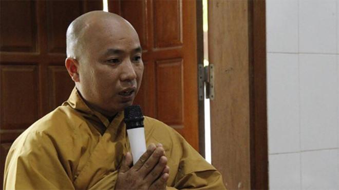 Theo Giáo hội Phật giáo Việt Nam, sư Toàn xin mang tài sản theo khi hoàn tục, nhưng quyền quyết định là của Giáo hội.