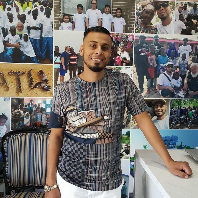 Ali thổ lộ, chuyến đi khiến anh trăn trở rất nhiều để rồi sau khi trở về, anh quyết định thành lập quỹ từ thiện mang tên MATW Project (Muslims Around The World) nhằm giúp đỡ người Islam trên toàn thế giới