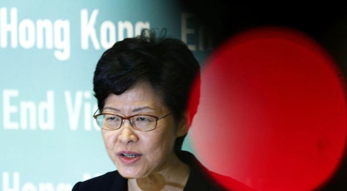 Lâm Trịnh Nguyệt Nga: Nếu tình hình tồi tệ sẽ nhờ tới chính phủ trung ương. (Ảnh: