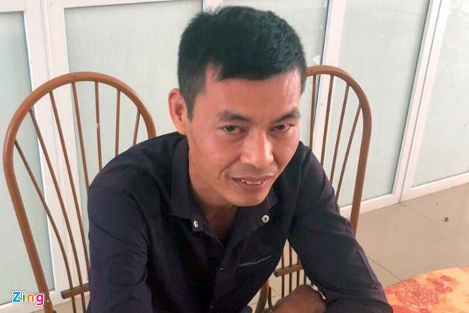 Lý Đình Vũ, kẻ chủ mưu liên quan tới việc đổ dầu thải gây ô nhiễm nguồn nước sạch sông Đà. (Ảnh qua Zing)