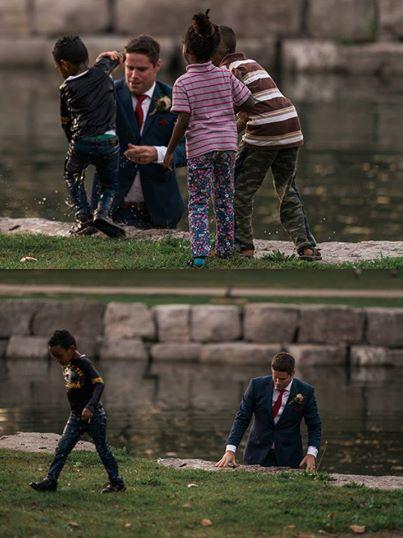 19 bức ảnh ý nghĩa cho thấy lòng tốt có ở khắp mọi nơi!