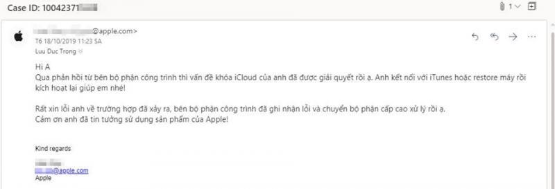 Apple mở khoá iPhone cho nạn nhân của iCloud Relocker - ảnh 2