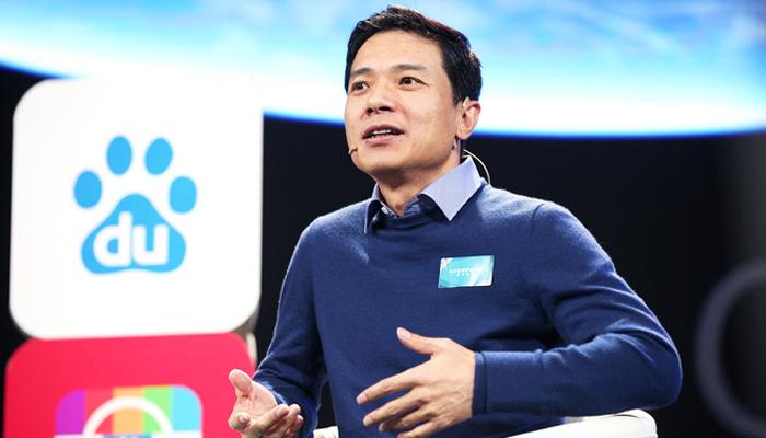 Người sáng lập và điều hành công ty Baidu là ông Lý Ngạn Hồng tuyên bố từ chức.