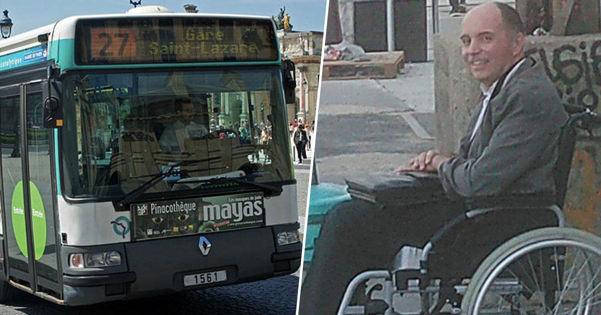 Không nhường ghế cho người tàn tật, tất cả hành khách bị tài xế… đuổi