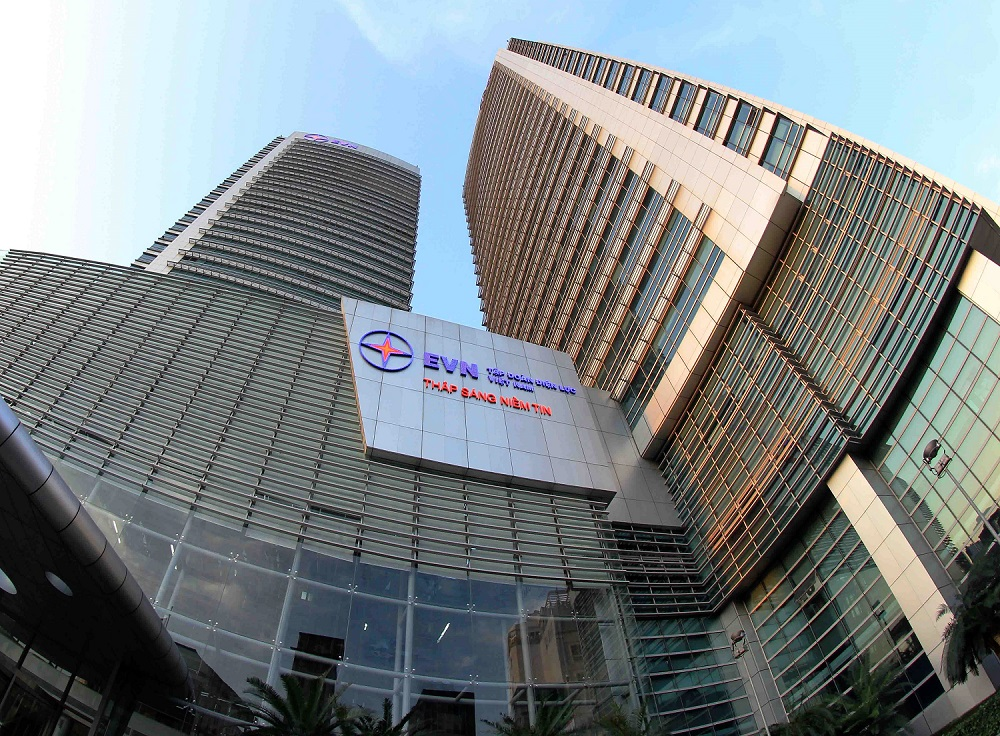 Công ty mẹ EVN nợ nước ngoài số tiền 217.971 tỷ đồng.