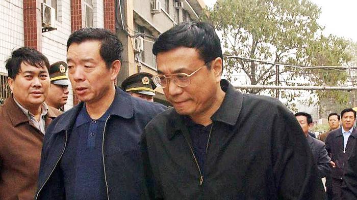 Ông Lý Khắc Cường đi khảo sát ở thành phố Tây An, tỉnh Thiểm Tây. (Ảnh: Getty Images)