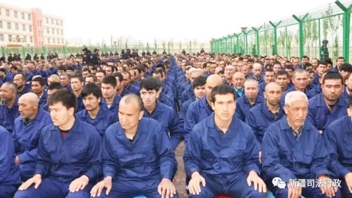Khu vực Tân Cương hiện là khu vực tập trung tỉ lệ nhà tù tính trên đầu người cao nhất tại Trung Quốc.