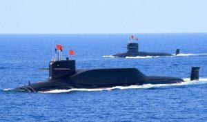 Biển Đông: Tàu ngầm Trung Quốc đột nhiên nổi lên vì sợ vướng lưới ngư dân Việt?